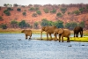 Botswana's scenic beauty presents tourism potential