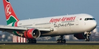 Kenya Airways resumes flights to Rome